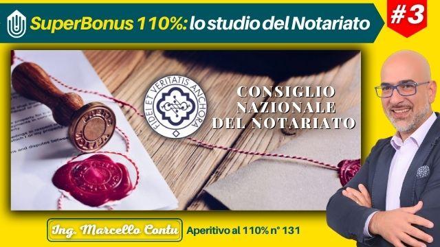 SuperBonus 110% Notariato sul SuperBonus 110% 3